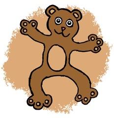 Pelucho oso