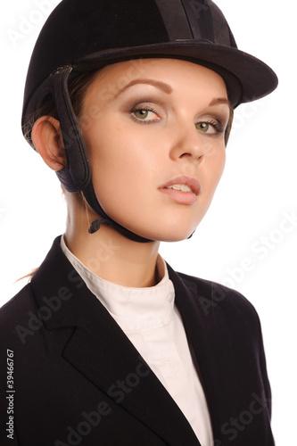 beauty haughty strict jockey