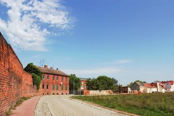 Stadtmauer in Rathenow