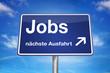 Jobs nächste Ausfahrt
