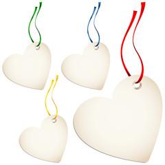 Hangtags Hearts