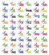 54 Toplevel Domains mit Pfeil