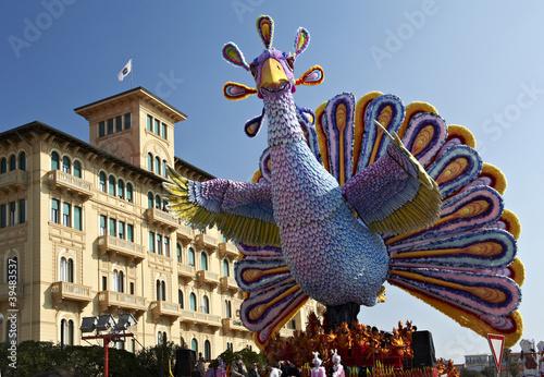 Papiers peints Carnaval carnevale di viareggio