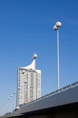 Hochhaus Neue Donau - Wien
