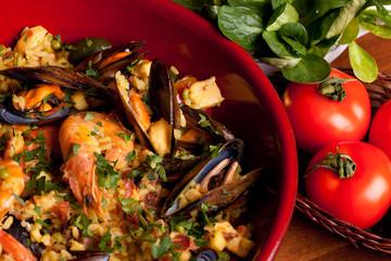 Spanish Traditions - Paella