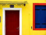 Burano's house in Venice, Italy - 39488915
