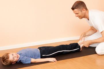 Pysiotherapie