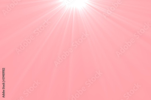 Shining pink background