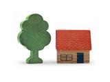 House and Tree /Symbols