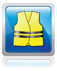 sécurité routière - Gilet jaune de sécurité