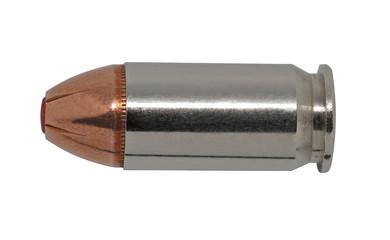 Bala calibre 45 mercurio