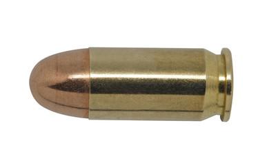 Bala calibre 45 ACP