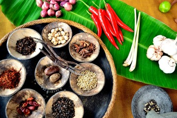 Spice of Indonesia