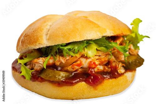 Chicken sanwich
