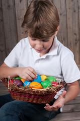 Easter boy