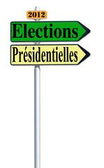 2012, élections présidentielles