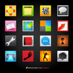 Icons and Applications