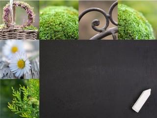 Tafel, Gartenzeit