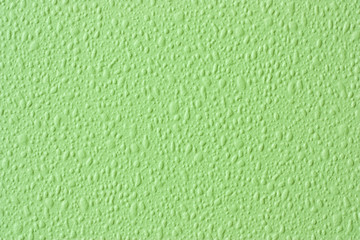 Green wavy paper surface background