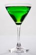 grüner cocktail