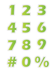 Green Numbers