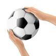 Fussbal fangen