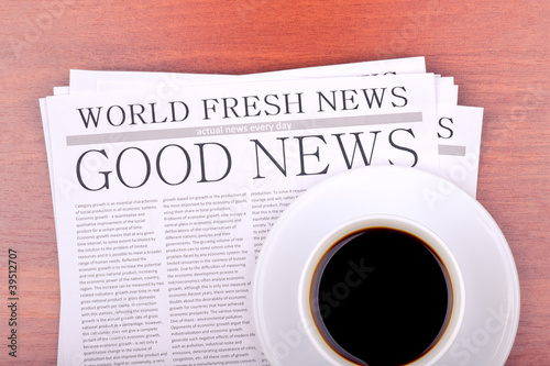 Newspaper GOOD NEWS