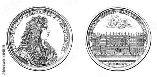 Medal Louis XIV