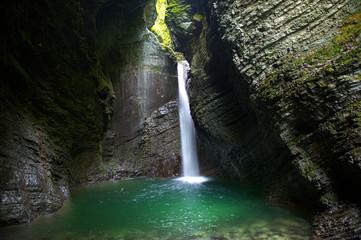 Cascata in Slovenia