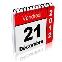 calendrier 21 12 2012  2