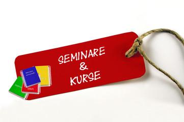 Seminar und Kursangebot