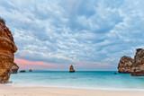Fototapety Camilo beach, Lagos, Algarve, Portugal