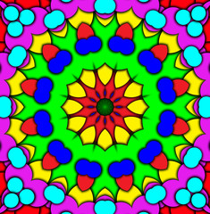 Colour Kaleidoscope