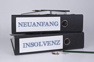 Insolvenz und Neuanfang