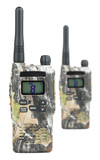 Two PMR radios poster