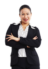 Geschäftsfrau, Business 3
