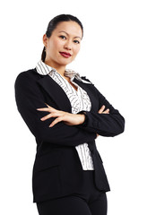 Geschäftsfrau, Business 4