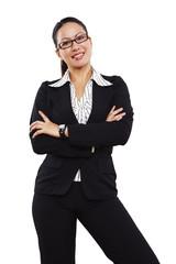 Geschäftsfrau, Business, Chefin 1