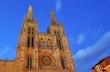 Burgos Cathedral.