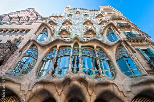 Casa Batllo, Barcelona, ??Hiszpania.