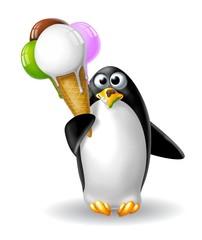 pinguino gelato grande 2