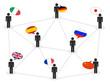 réseaux sociaux - communauté - internet