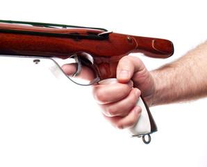 Speargun trigger
