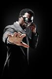 bodyguard black man poster