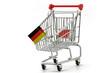 einkaufswagen deutschland