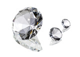 Fototapete Diamant - Brile - Schmuck