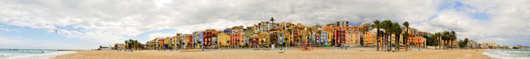 Panorama Spanien