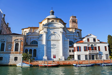 San Geremia church in Venice
