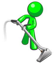 Green Man z czystszego wylotu pary dywan