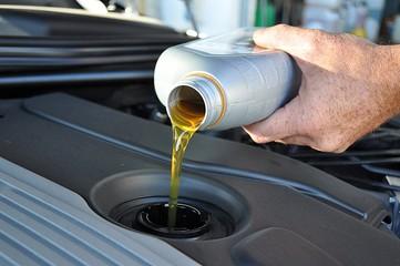 Olio per motori